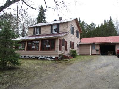 Malone Single Family Home For Sale: 12761 State Route 30