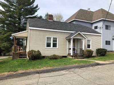 Single Family Home For Sale: 8 Church Street