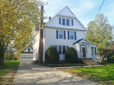 Malone Single Family Home For Sale: 48 Second Street