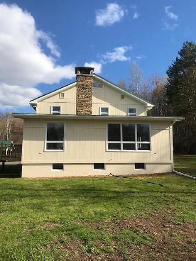 Saranac Lake NY Single Family Home For Sale: $317,000