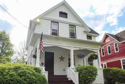 Single Family Home For Sale: 35 Draper Ave