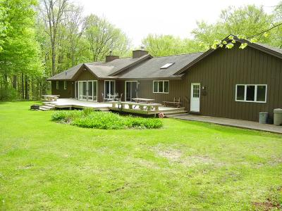 Single Family Home For Sale: 116 West Hill Road