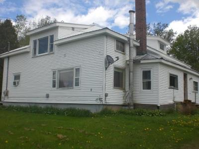 Essex County, Franklin County Multi Family Home For Sale: 8 Blow Road