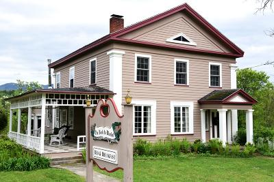 Essex County Single Family Home For Sale: 12914 Nys Route 9n
