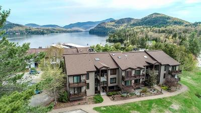 Lake Placid Condo/Townhouse For Sale: 12 Harbor Lane