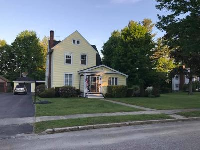 Malone Single Family Home For Sale: 24 Prospect St