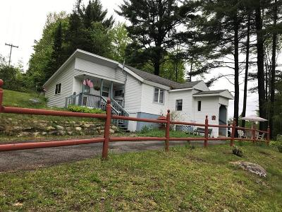 Saranac Lake Single Family Home For Sale: 637 Nys Route 3