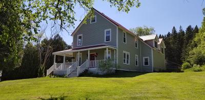 Saranac Lake NY Single Family Home For Sale: $339,000