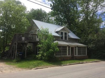 Essex County, Franklin County Multi Family Home For Sale: 40 Margaret Street