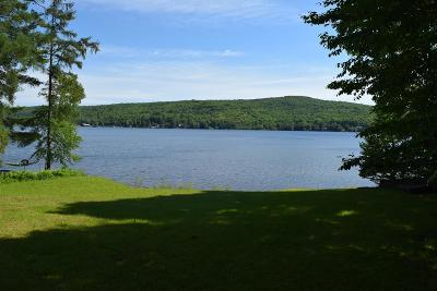 Franklin County Residential Lots & Land For Sale: 398 Lake Road