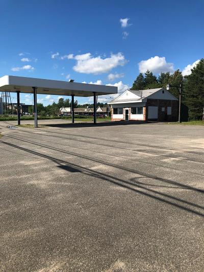Tupper Lake NY Commercial For Sale: $125,000