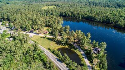 Ray Brook, Saranac Lake Commercial For Sale: 1187 State Route 86