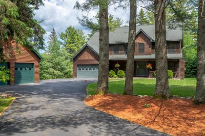 Lake Placid Single Family Home For Sale: 12 Fox Run Lane