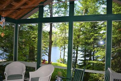 Rainbow Lake Single Family Home For Sale: 45 Boot Bay Lane