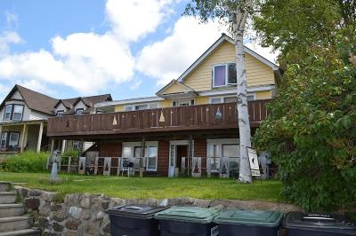 Lake Placid Multi Family Home For Sale: 2749 Main Street