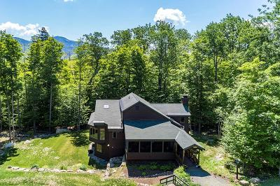Keene Valley Single Family Home For Sale: 156 Adrian's Acres Lane