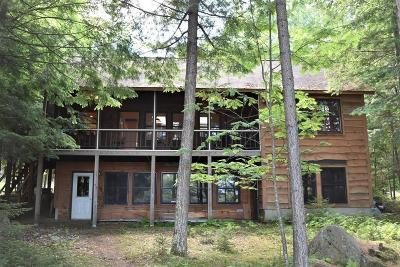 Tupper Lake, Long Lake, Cranberry Lake, Star Lake Single Family Home For Sale: 156 Beecher Park Way