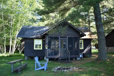 Tupper Lake, Long Lake, Cranberry Lake, Star Lake Single Family Home For Sale: 21 Waters Edge Way