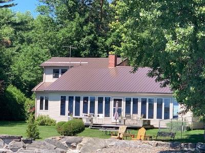 Single Family Home For Sale: 1540 Lake Shore Road