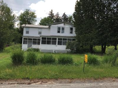 Bloomingdale, Lake Placid, North Elba, Ray Brook, St Armand, Brighton, Franklin, Gabriels, Harrietstown, Lake Clear, Lake Titus, Loon Lake, Onchiota, Paul Smiths, Rainbow Lake, Santa Clara, Saranac Inn, Saranac Lake, Upper Saranac Lake, Vermontville Single Family Home For Sale: 788 St Regis Ave