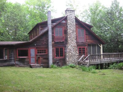 Lake Placid NY Single Family Home For Sale: $300,000