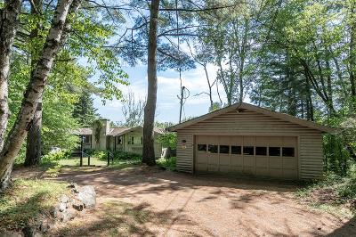 Bloomingdale, Lake Placid, North Elba, Ray Brook, St Armand, Brighton, Franklin, Gabriels, Harrietstown, Lake Clear, Lake Titus, Loon Lake, Onchiota, Paul Smiths, Rainbow Lake, Santa Clara, Saranac Inn, Saranac Lake, Upper Saranac Lake, Vermontville Single Family Home For Sale: 80 Blackberry Way