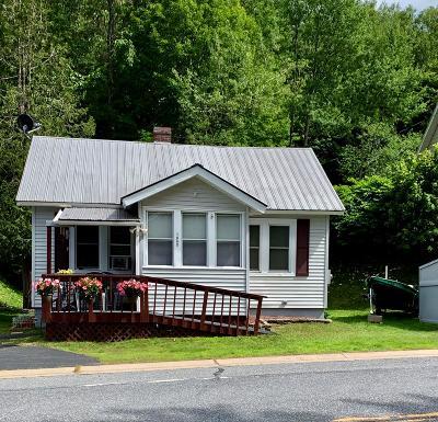 Tupper Lake, Long Lake, Cranberry Lake, Star Lake Single Family Home For Sale: 1060 Deerland Road