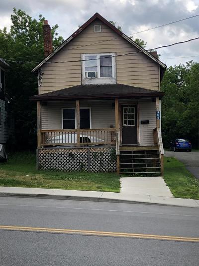Single Family Home For Sale: 160 Park Street