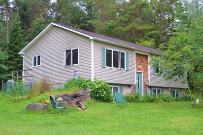 Bloomingdale, Lake Placid, North Elba, Ray Brook, St Armand, Brighton, Franklin, Gabriels, Harrietstown, Lake Clear, Lake Titus, Loon Lake, Onchiota, Paul Smiths, Rainbow Lake, Santa Clara, Saranac Inn, Saranac Lake, Upper Saranac Lake, Vermontville Single Family Home For Sale: 412-416 186 State Route 186