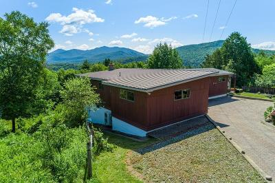 Saranac Lake Single Family Home For Sale: 243 Trudeau Rd