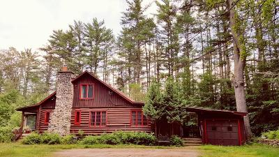 Lake Placid, Saranac Lake, Tupper Lake Single Family Home For Sale: 26 Hennessy Way