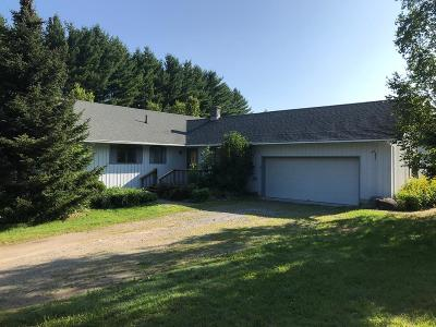 Saranac Lake Single Family Home For Sale: 53 Mount Pisgah Lane