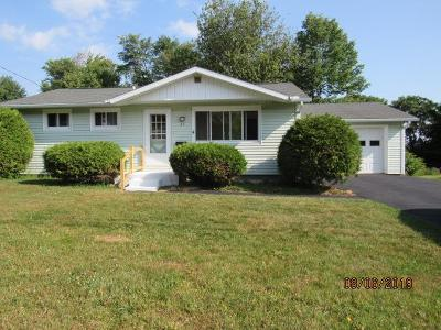 Malone Single Family Home For Sale: 27 Hillsdale Terrace