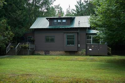 Saranac Lake Single Family Home For Sale: 322 Ray Brook Road