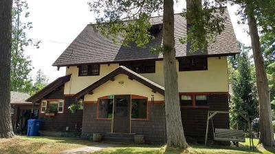 Saranac Lake Single Family Home For Sale: 88 Baker Street