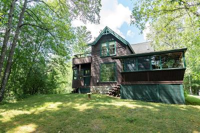 Keene Valley Single Family Home For Sale: 13 Mason Young Lane