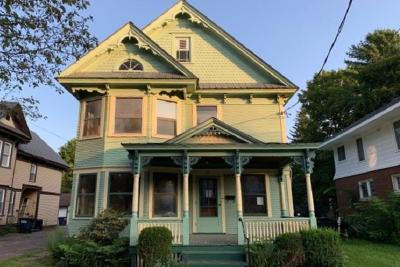 Malone Single Family Home For Sale: 15 First St