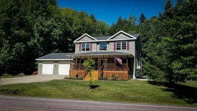 Malone Single Family Home For Sale: 264 County Route 25