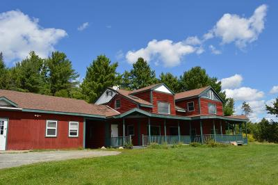 Essex County Single Family Home For Sale: 13555 Route 9n