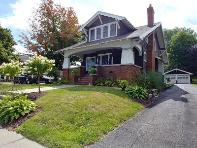 Malone Single Family Home For Sale: 314 W. Main Street