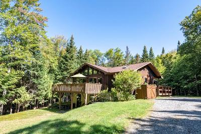 Lake Placid Single Family Home For Sale: 11 Eagles Nest