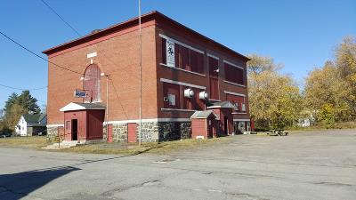 Tupper Lake NY Commercial For Sale: $275,000