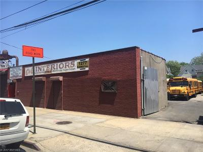 brooklyn Commercial For Sale: 1277 McDonald Avenue