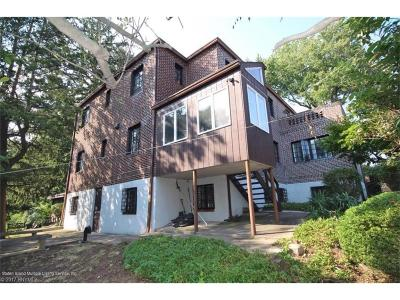 Staten Island Multi Family Home For Sale: 41 Wilson View Place