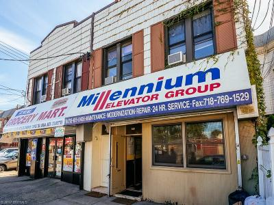 Brooklyn Commercial Mixed Use For Sale: 2618 Avenue Z