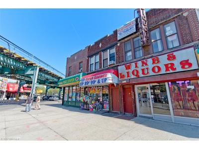 Brooklyn Commercial Mixed Use For Sale: 512 Marion Street