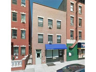 Brooklyn Commercial Lease For Lease: 381 Baltic Street #Store Fr