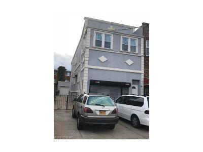 Brooklyn Commercial Mixed Use For Sale: 1916 Rockaway Parkway