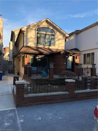 Brooklyn NY Single Family Home For Sale: $1,900,000