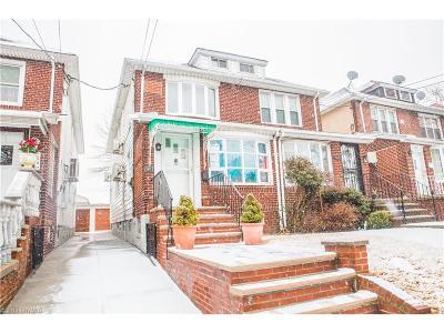 Brooklyn Single Family Home For Sale: 7611 10 Avenue